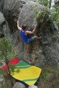 Rock Climbing Photo: Dobbe