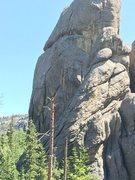 Rock Climbing Photo: West Buttress