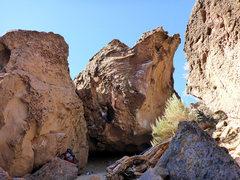 Rock Climbing Photo: bouldering @ bishop