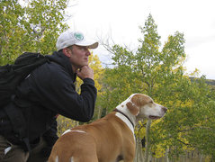 Rock Climbing Photo: Good hikin' in Aspen