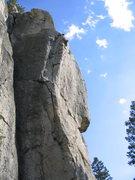Rock Climbing Photo: Flake Fest