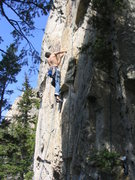 Rock Climbing Photo: Start of One Bullet Too Many