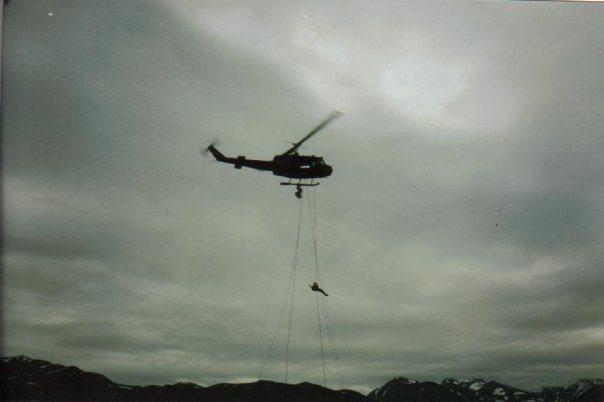 Rock Climbing Photo: Alaska 1995