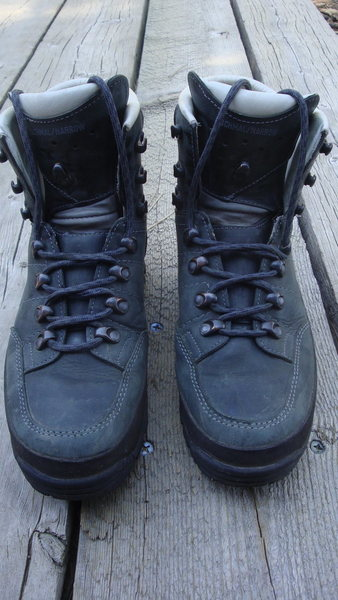 Lowa  mid weight hiking boot.<br> <br>