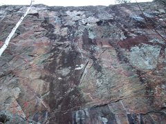 Rock Climbing Photo: Range topography