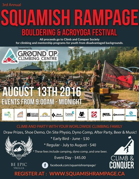 Squamish Rampage