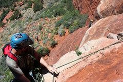 Rock Climbing Photo: chris and jeremy