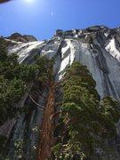 Rock Climbing Photo: Start of Route