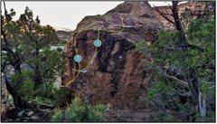 Rock Climbing Photo: 1. Thank You, Dr. Pearson.