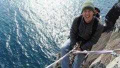 Rock Climbing Photo: Seacliff Climbing in Korea