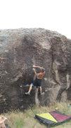 Rock Climbing Photo: crying drops of acid