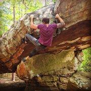 Rock Climbing Photo: xoxo