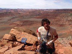 Rock Climbing Photo: Base of North Six Shooter