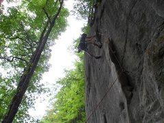 Rock Climbing Photo: St. Ceruge, Switzerland