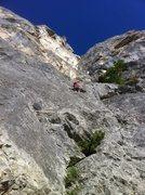 Rock Climbing Photo: Saleve, France