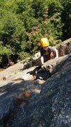 Rock Climbing Photo: Nice job