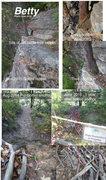 Rock Climbing Photo: Betty Restoration