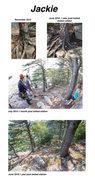 Rock Climbing Photo: Jackie Restoration