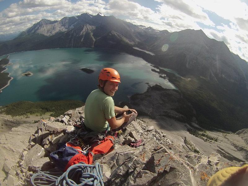 Rock Climbing Photo: Joy