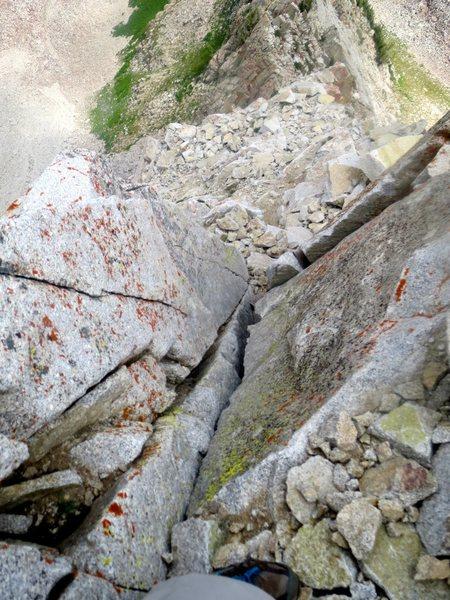Rock Climbing Photo: n ridge pfeiff