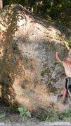 Rock Climbing Photo: Jug