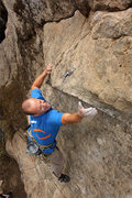 """Rock Climbing Photo: Troy I. on """"Significant Other"""" belayed b..."""