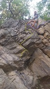 Rock Climbing Photo: v1-2
