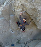Rock Climbing Photo: Ticked Off 12a to d height dependent