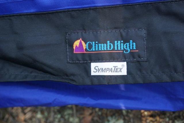 Rock Climbing Photo: label