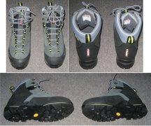 Rock Climbing Photo: Raichle  All-Degree Lite GTX mountaineering boots ...