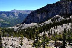 Rock Climbing Photo: Dearborn Canyon