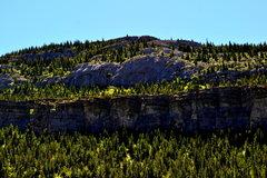 Rock Climbing Photo: 1st tier, 2nd tier.