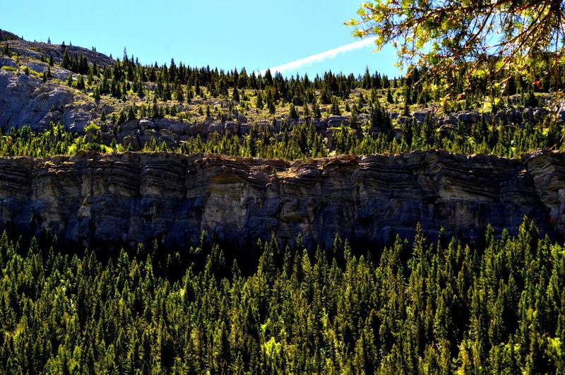 Rock Climbing Photo: Southside