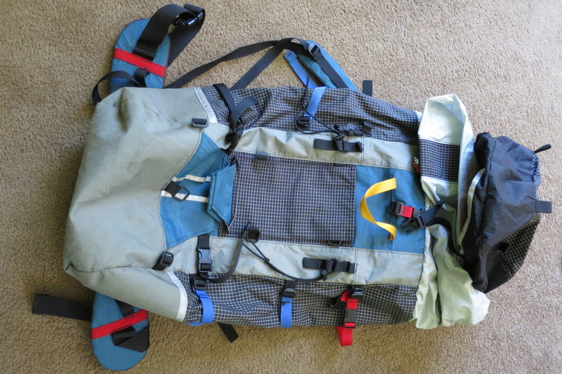 Rock Climbing Photo: Ciolgear 60l Worksack