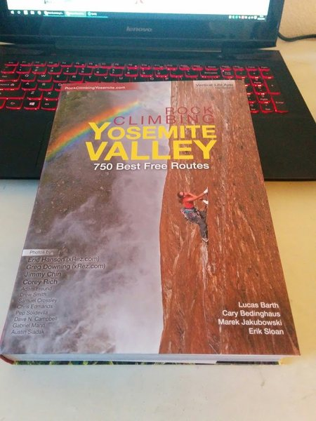 yosemite guide book