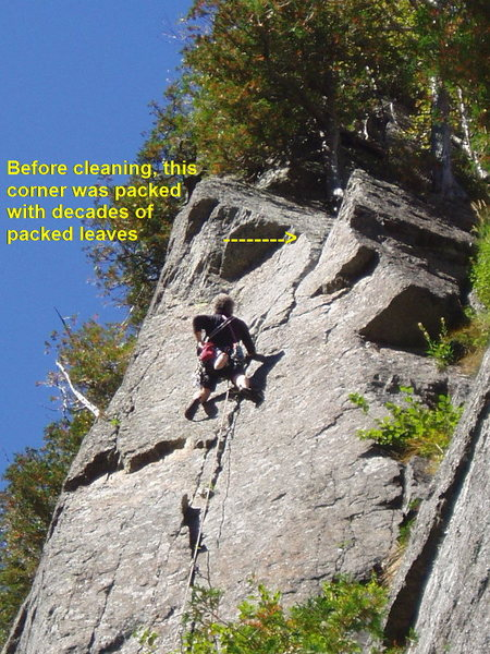 "Rock Climbing Photo: Photo 8 - In 1994 the ""V"" was just packe..."