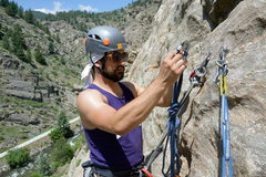 Rock Climbing Photo: Clear Creek Canyon, CO