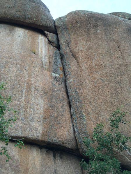 Rock Climbing Photo: When You're Strange.