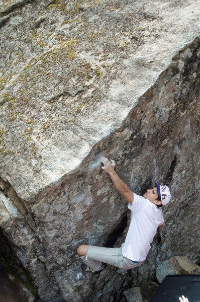 Rock Climbing Photo: A.M. Yoga