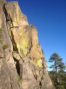 Rock Climbing Photo: Schwibby Shwabby 5.11a