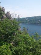Rock Climbing Photo: Turk's