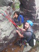 Rock Climbing Photo: On Turk's Head Ridge