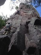 Rock Climbing Photo: Brinton's