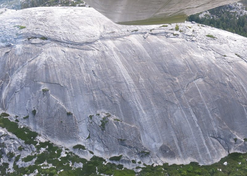 Rock Climbing Photo: Slick Rock Dome