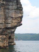 Rock Climbing Photo: Long's Point DWS