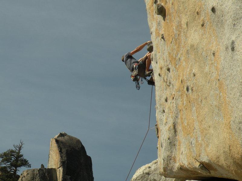Rock Climbing Photo: 2016