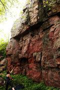 Rock Climbing Photo: Climbers on Shoshin