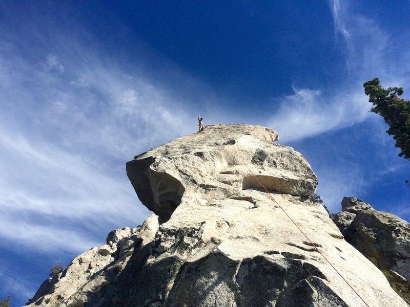 Rock Climbing Photo: Soooo Goooodd!!!!!!!