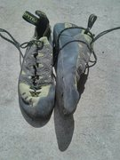 la sportiva shoes found at El Rito 6/25