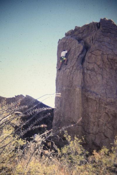 "Rock Climbing Photo: ""Nudo Italiano"""